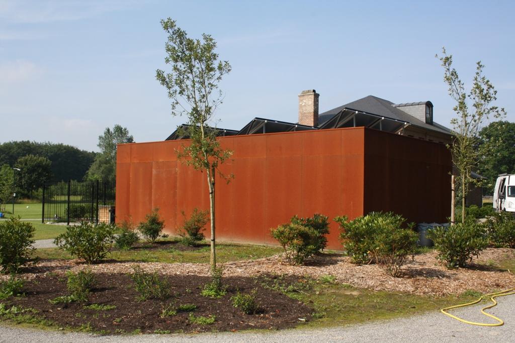 Cortenstaal Garage Dm Construct Diksmuide Nieuwpoort Make Your Own Beautiful  HD Wallpapers, Images Over 1000+ [ralydesign.ml]